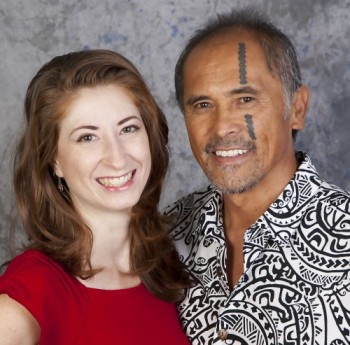 Hoku and E'ala Stevens-Britos headshot