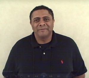 Michael Mitchem headshot from video