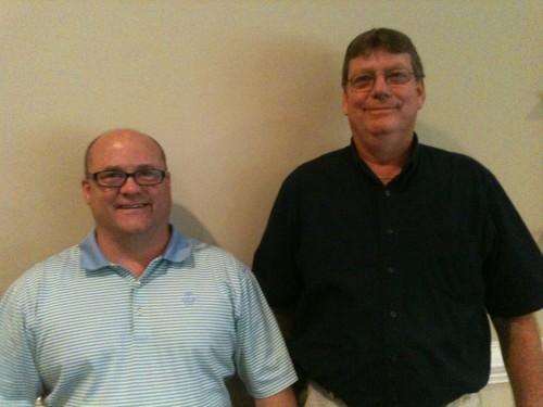 Denon Williams and Terry Warren 2